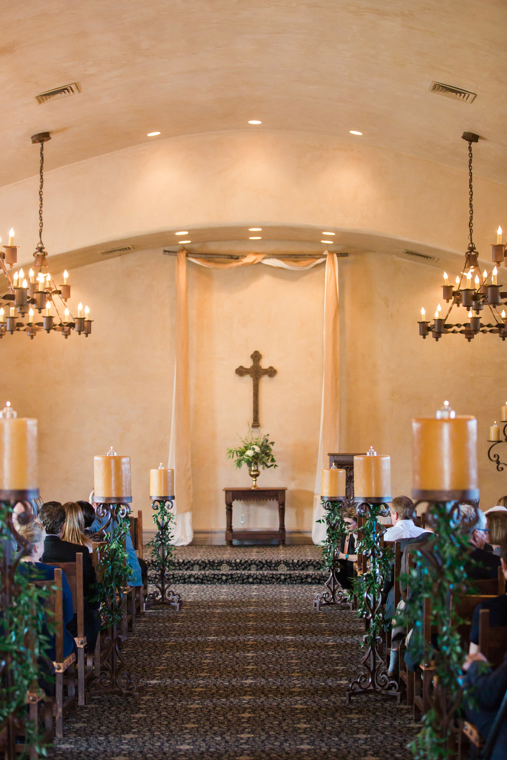 Gorgeous Tubac Golf Resort chapel