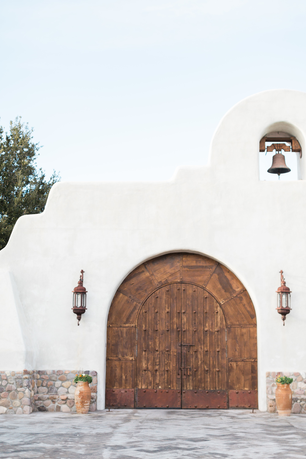 Tubac Golf Resort Chapel Wedding
