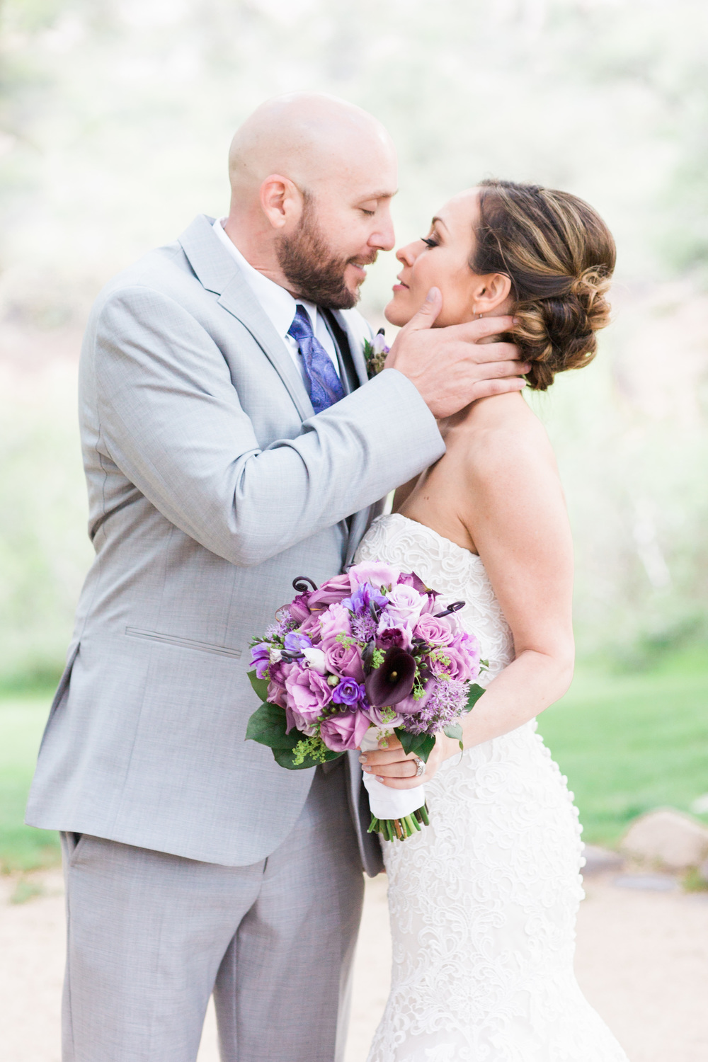 Van Dickson Ranch Wedding | Prescott Wedding Photographers | See more at BetsyandJohn.com