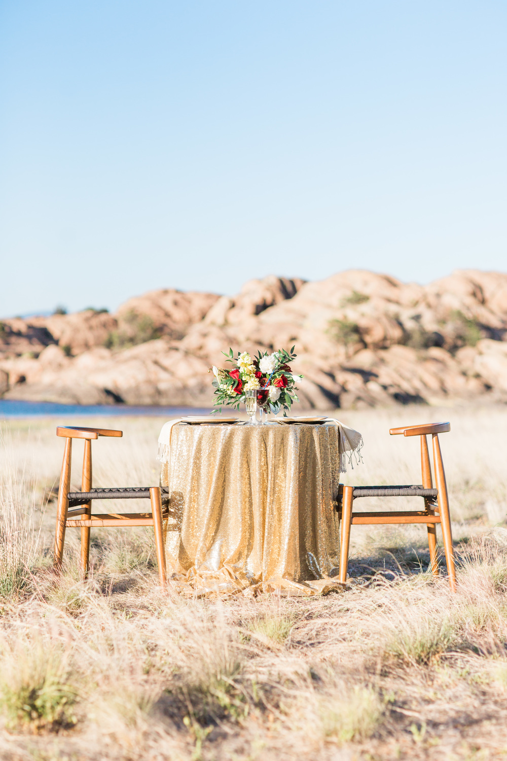 4th of July Styled Elopement | Prescott Wedding Photographers | See more at BetsyandJohn.com