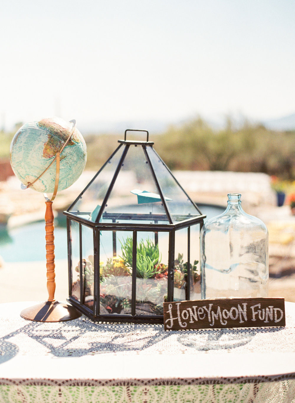 Honeymoon fun jar