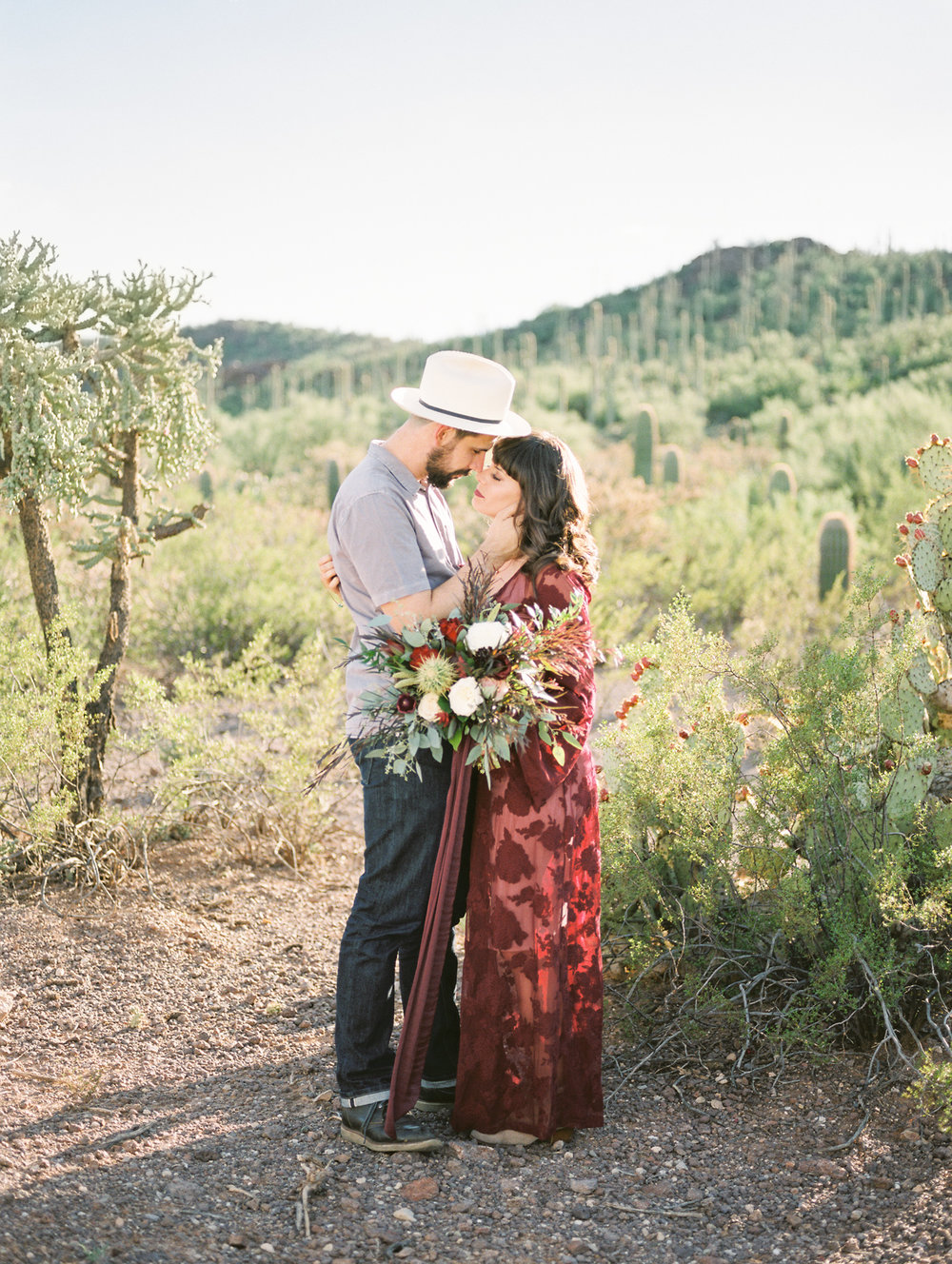 captured by Tucson film photographers Betsy & John Photography