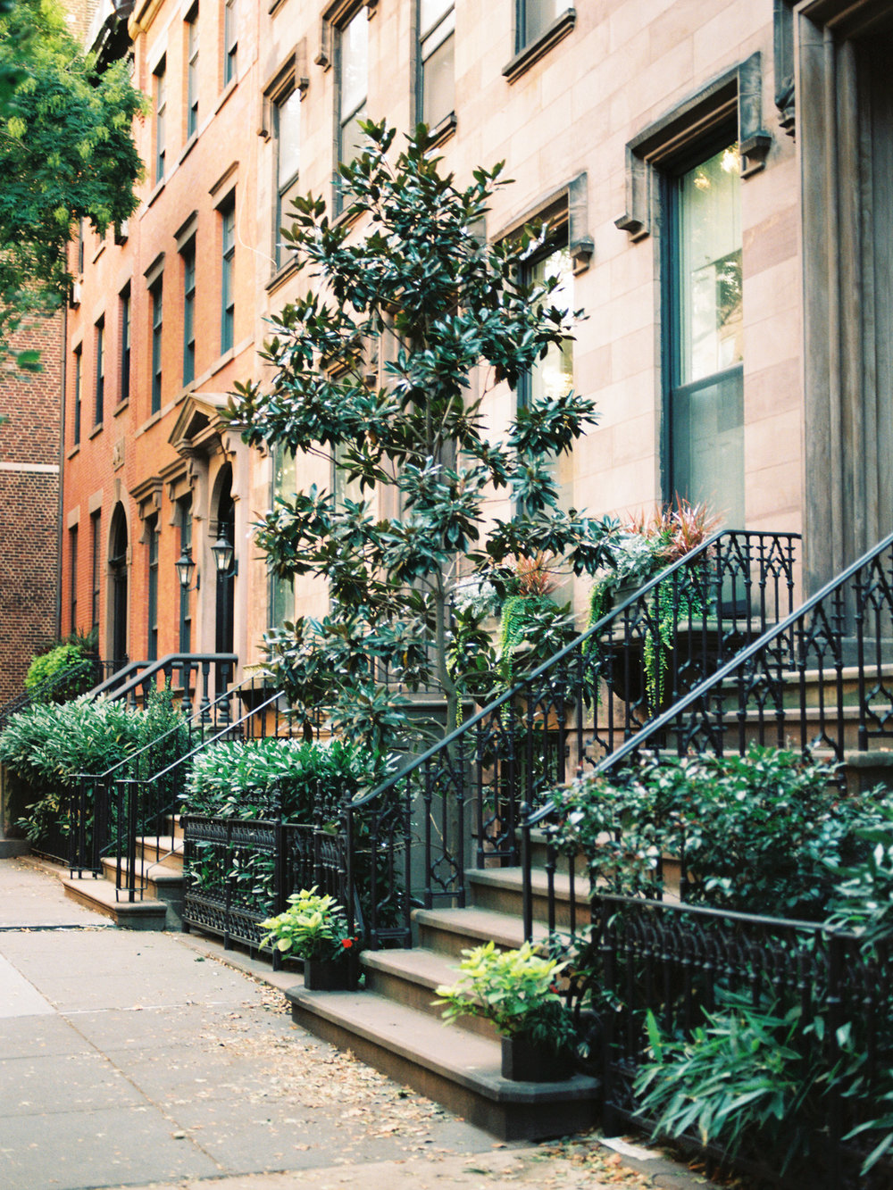 Brooklyn Heights on film by Betsy & John