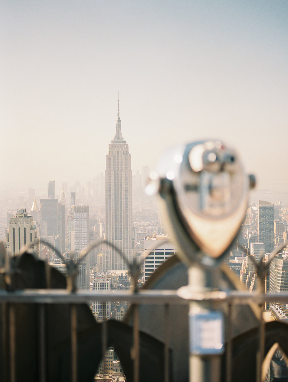 Views from Top of the Rock