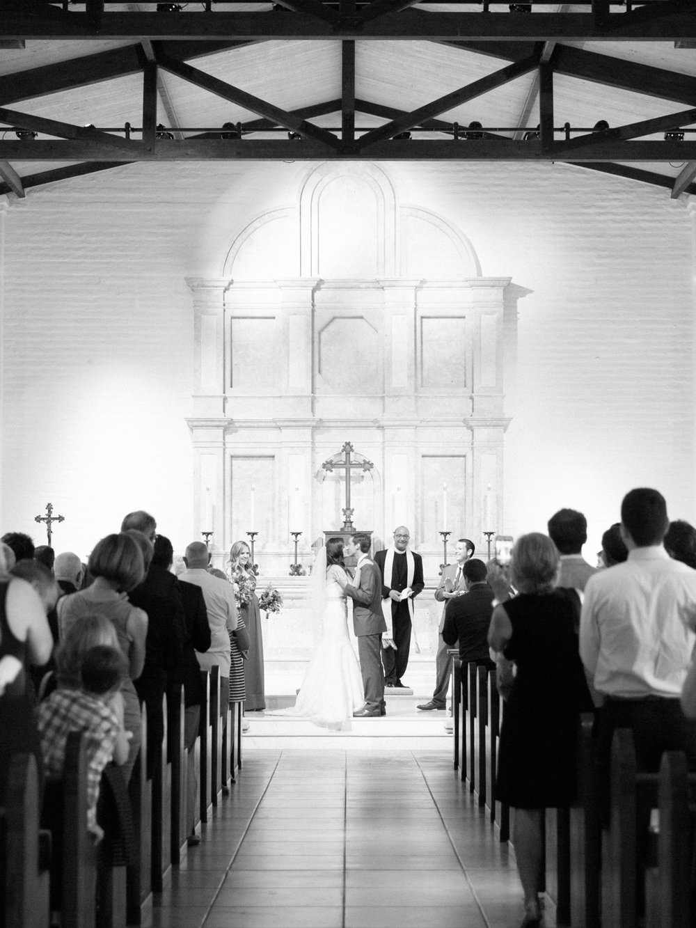 Christ Church of the Ascension wedding in Paradise Valley, AZ