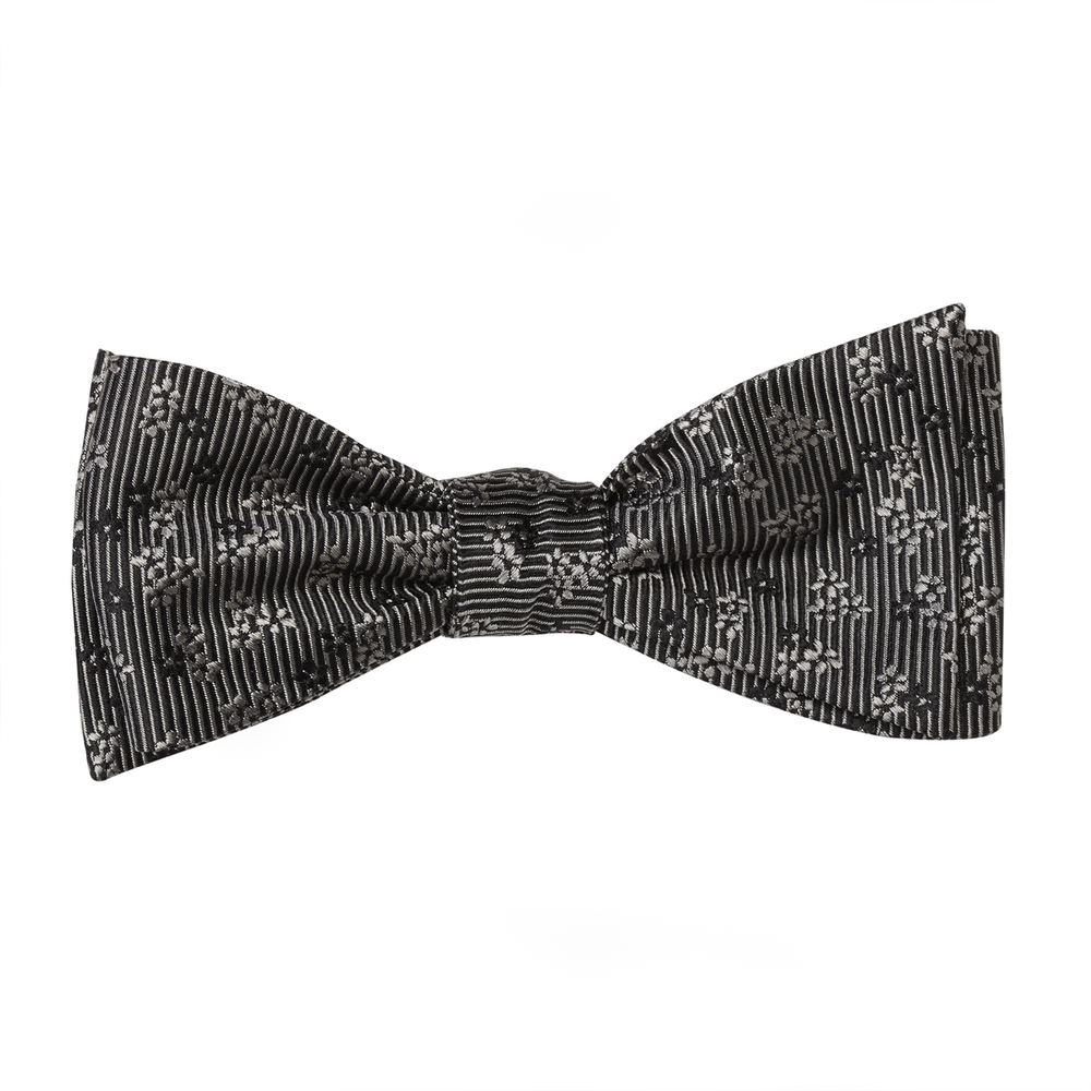 Check out the matching bow tie!
