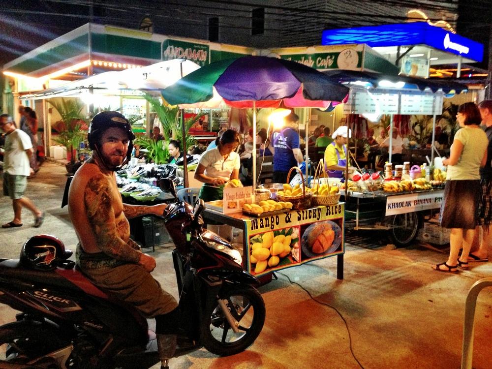 Best way to get around: rent a motor bike.