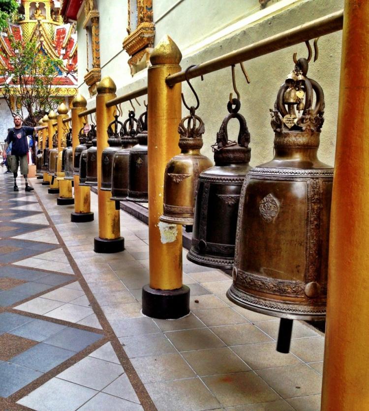 Chiang Mai Buddhist Temple Thailand