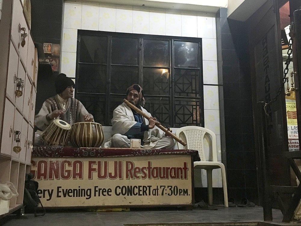 Ganga Fuji Restaurant Varanasi