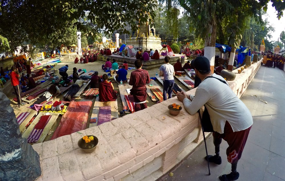 Mahabodhi Temple Bodhgaya India Behar