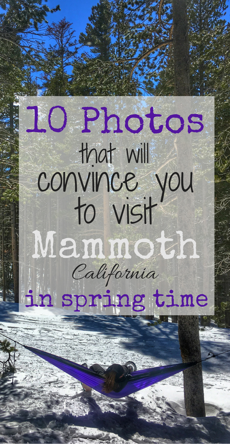 Beautiful Mammoth in the mountains of central California  ----> Click through to see photos that will inspire you to visit Mammoth ASAP.  ...   www.FenerAdventures.com  ...   eastern sierras, mountains, explore, john muir, hot springs, skiing, snow shoe, yosemite, travel, vacation, roadtrip