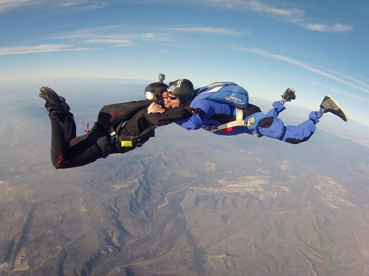 The first jump after Nicks accident!