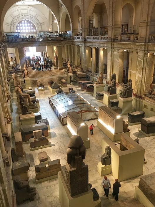 Museum Cairo Mummies