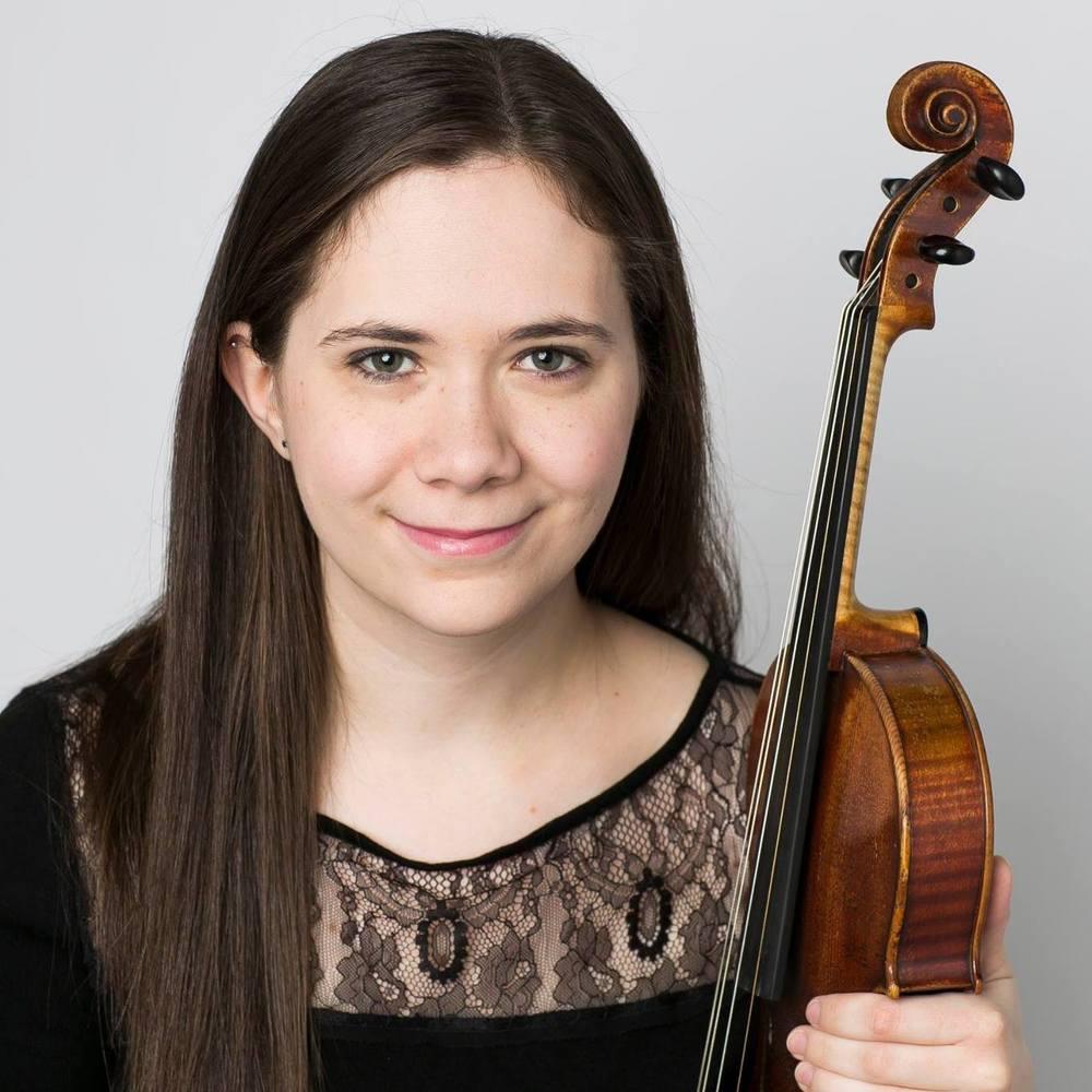 Paula Johannesen, Violin & Viola