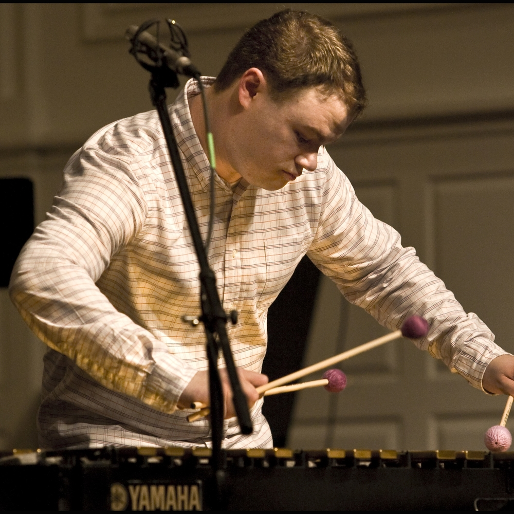 Stephen Lynerd, Percussion
