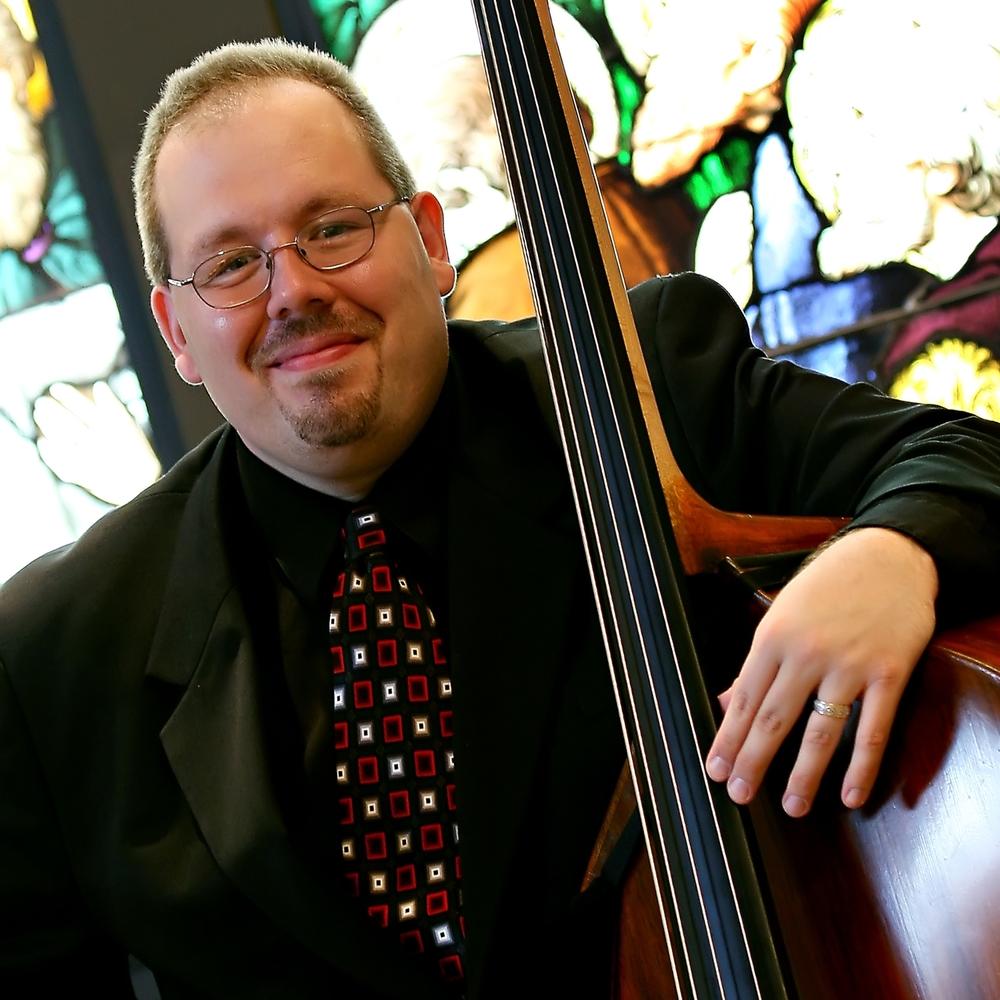 Dr. Phillip Serna, Double Bass & Viola da Gamba