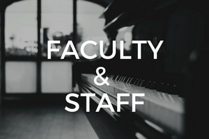 The Bach Academy is led by a passionate faculty and staff who are leaders in their respective fields. They work together to ensure access to a high quality music education. Learn more about them here!
