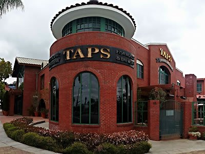 TAPS Fish House & Brewery 2745 Lakeshore Dr. Corona, CA 92883