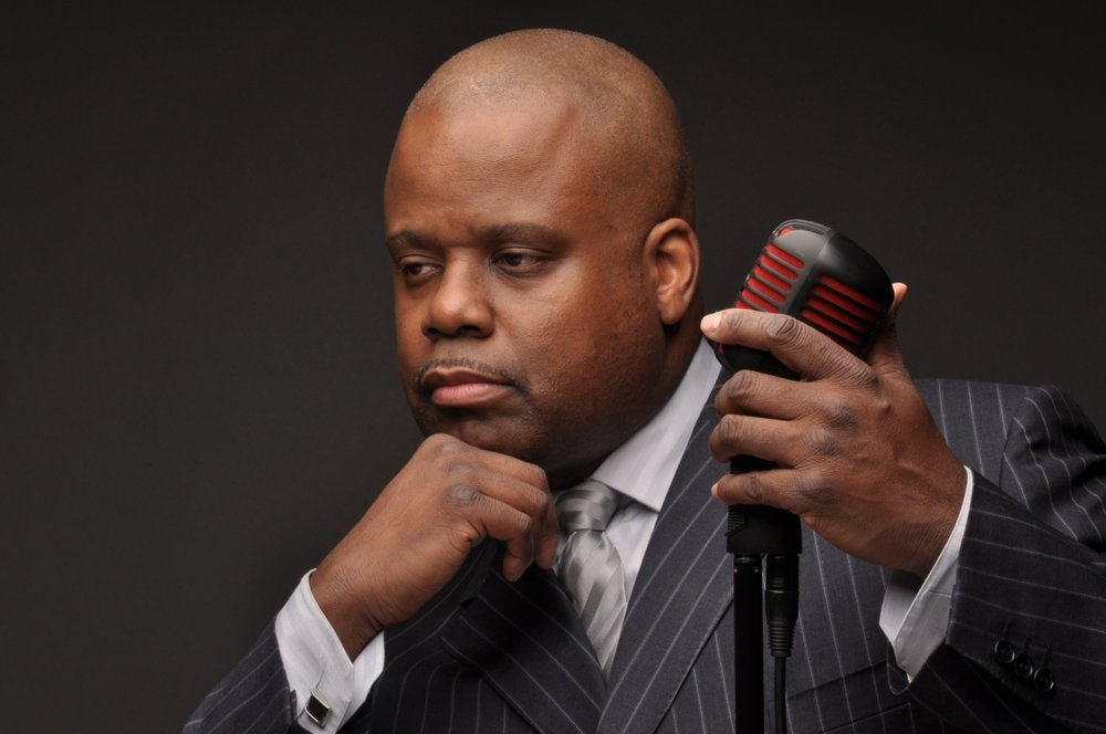 Jazz vocalist, Roderick Harper Muhammad