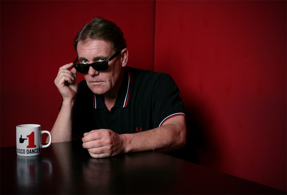 Dave Wakeling of The English Beat and General Public