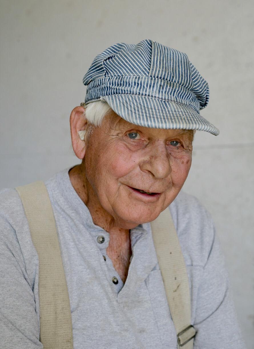 Farmer Harmon Walker