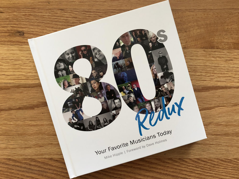 "I'm pleased to announce the release of my first book, ""80s Redux.""   Click here  to learn more and to order!"
