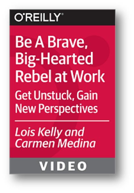 Be a Brave Big Heared Rebel Video Cover jpg.jpg