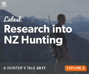 Click on the image above to read the latest reaserch into New Zealand hunting injuries.