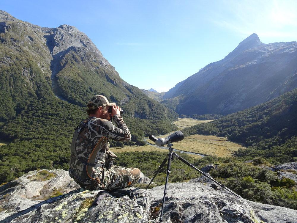 Epic scenery - image @Ewan Black