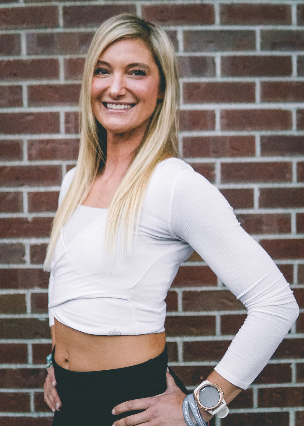 Sabrina - OWNER, LEAD HIGH INTENSITY INSTRUCTORBarre, HIIT, Kickboxing, Power Plus, Run SuperSabrina brings an element of fun to her classes. You may not know exactly what you will get in class as she likes to incorporate many strength and mobility movements by mixing up the equipment or use of the body. She intentionally does this to encourage activating all those muscles and get the biggest bang for your buck while she has you. Sabrina has been coaching and training in Tacoma for the last several years and is looking forward to helping you become the best version of yourself. Don't let her free spirit and humor distract you from her serious approach to training. She focuses on form to ward off injury and is a wealth of knowledge. Her background in science and art has trained her to approach life with a creative, yet scientific approach.You can also find her hitting the marathon and ultra circuit, putting on races or traveling with her pace team across the nation. Ask this entrepreneur what else she has up her sleeve!