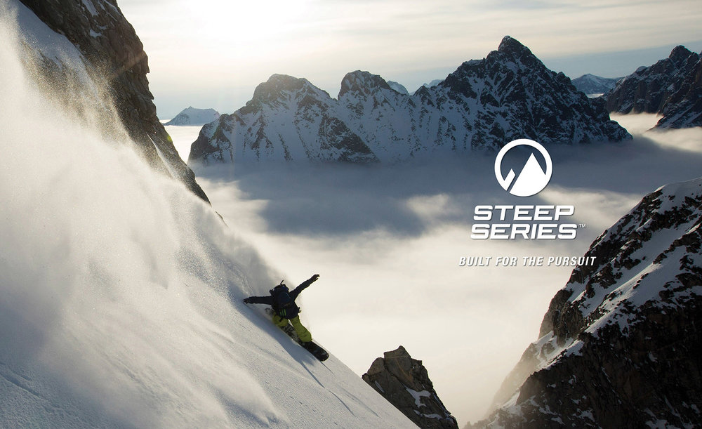 Steep Campaign. The North Face.