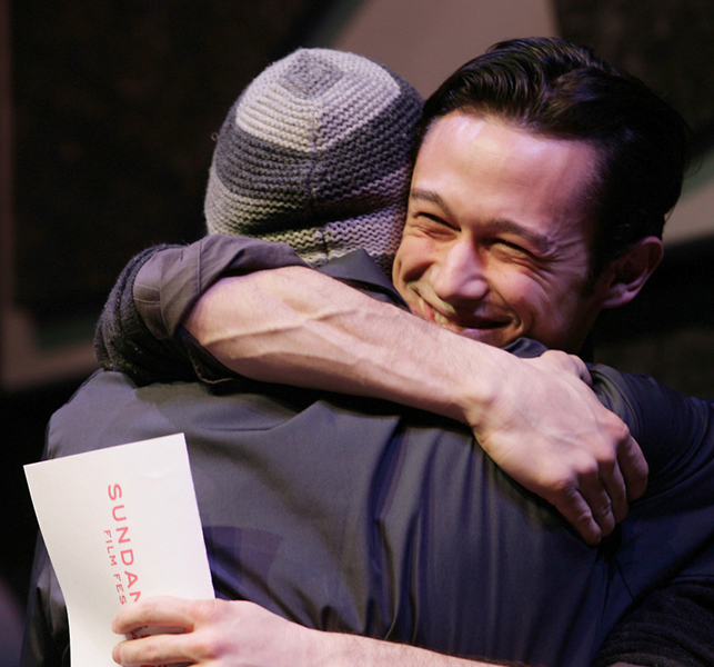 Joseph Gordon Levitt during The Sundance Film Festival Awards Ceremony 2010.