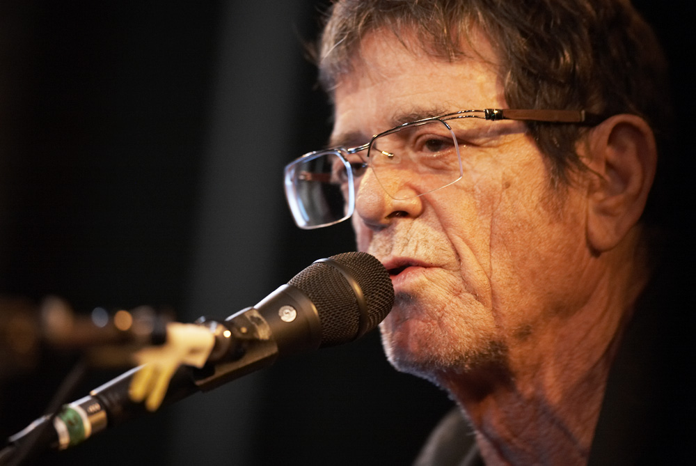 Lou Reed, 2011