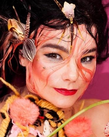 Björk x Maisie Cousins