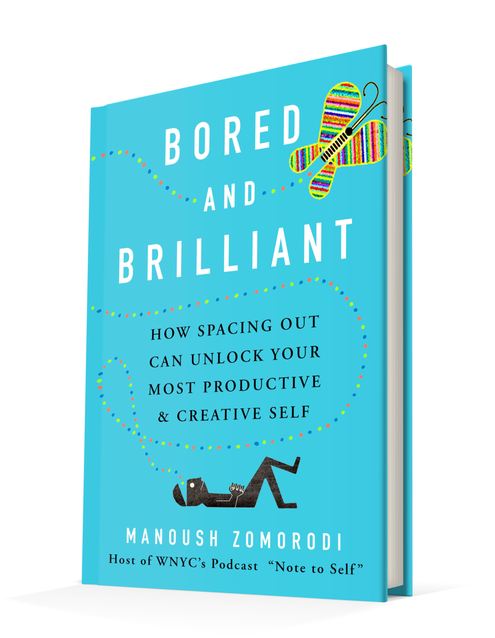First a hit podcast, now a book. - In 2015, Manoush led tens of thousands of her Note to Self listeners through an interactive project to reclaim their time. Now, the Bored and Brilliant book empowers the reader to transform their digital anxiety into self-knowledge, autonomy, and action.