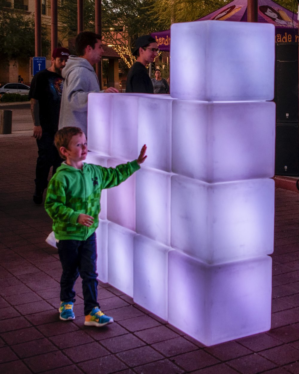 Sound Sculpture at Canal Convergence -- Betty Hum Photography 02.jpg