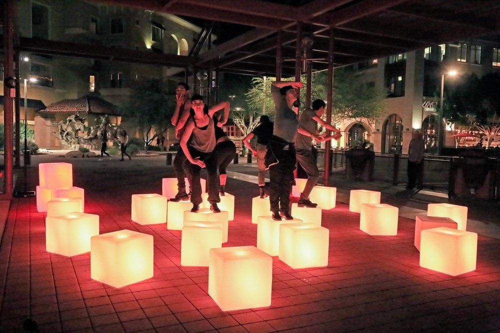Sound Sculpture at Canal Convergence -- Scottsdale Arts Photo 02.jpg