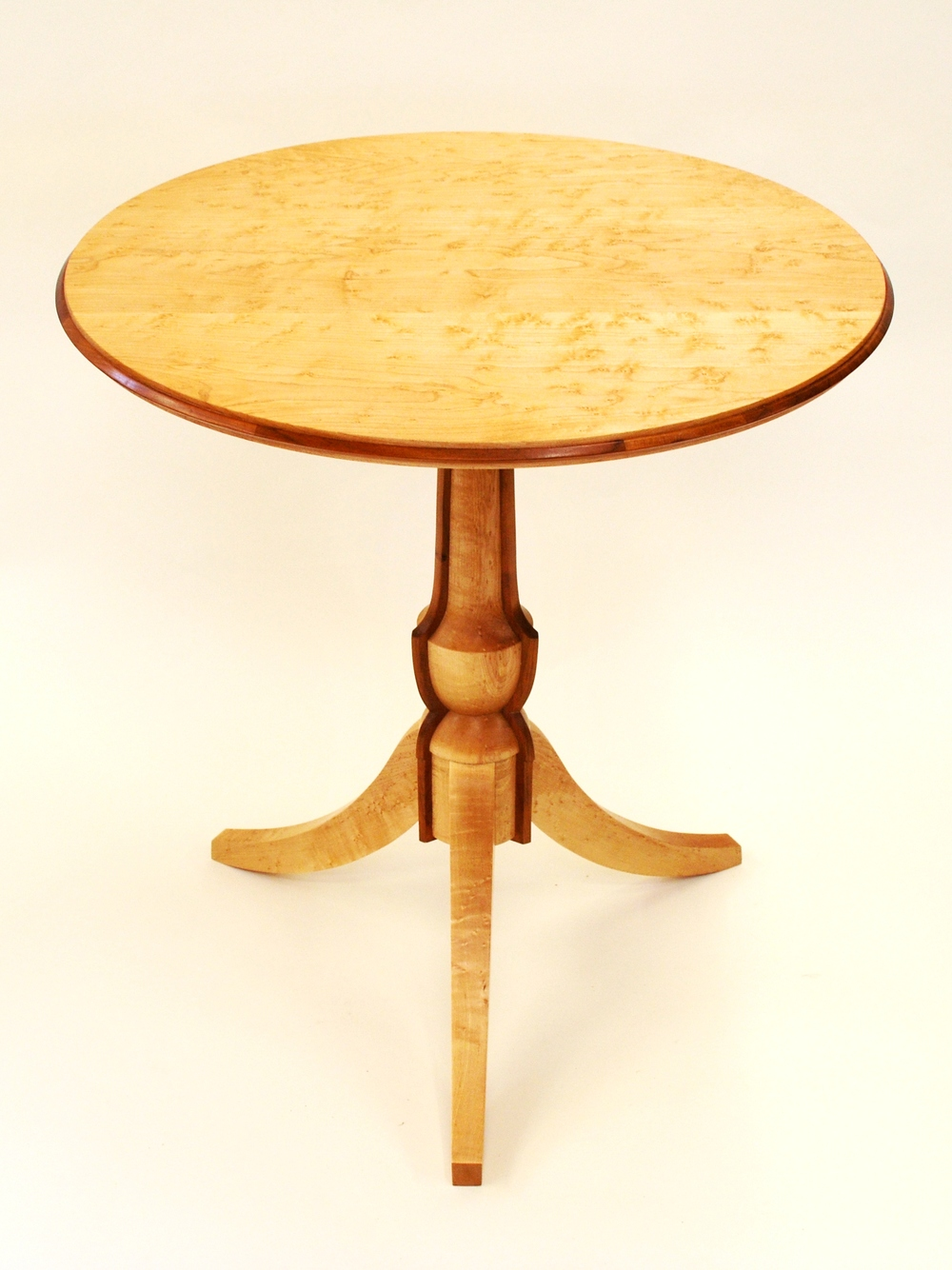 Trisected Tea Table