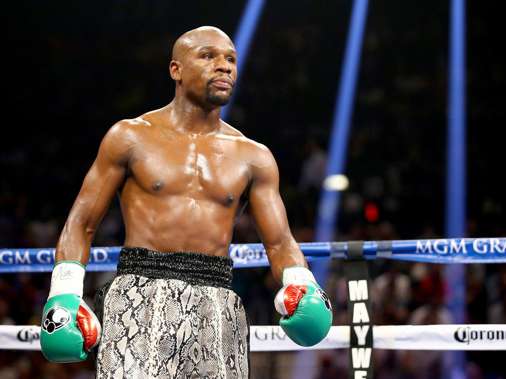 What characteristics made floyd mayweather so successful driven what characteristics made floyd mayweather so successful driven fighters altavistaventures Image collections
