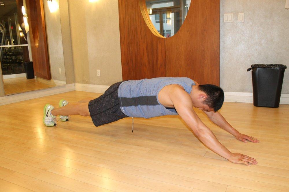 High Plank - Position 2