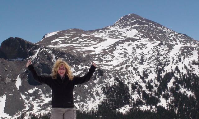 Mt Dana