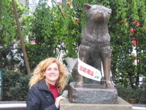 beth and hachiko.jpg