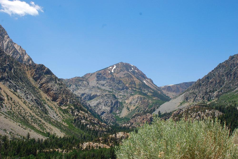 Slopes of The Eastern Sierra