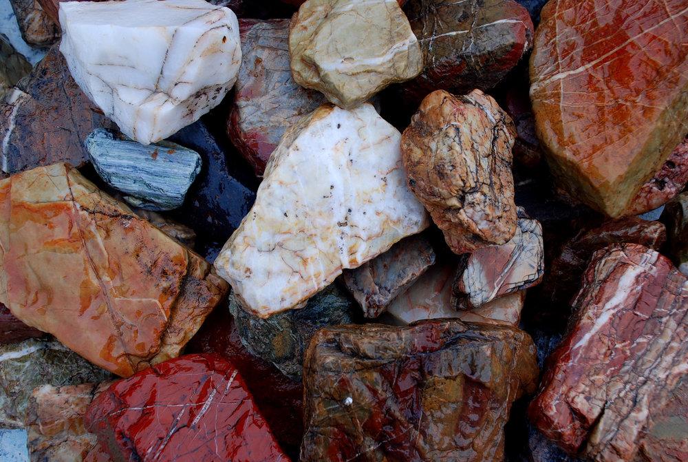 Mercey Stones