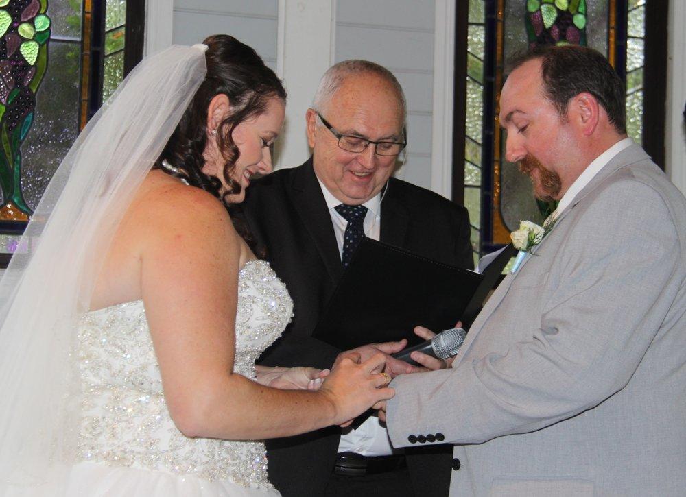 Wedding Celebrant Brisbane