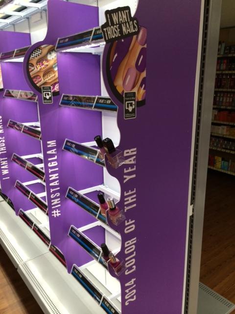 In-Store Corner Panels
