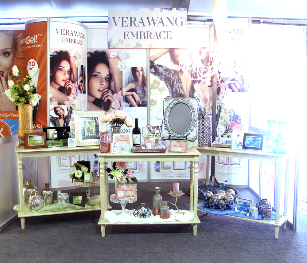 Vera Wang Embrace Booth Execution