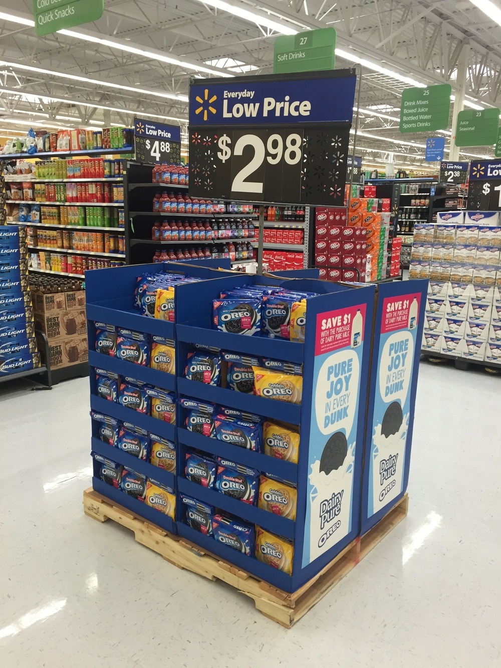 In-Store Pallet Execution