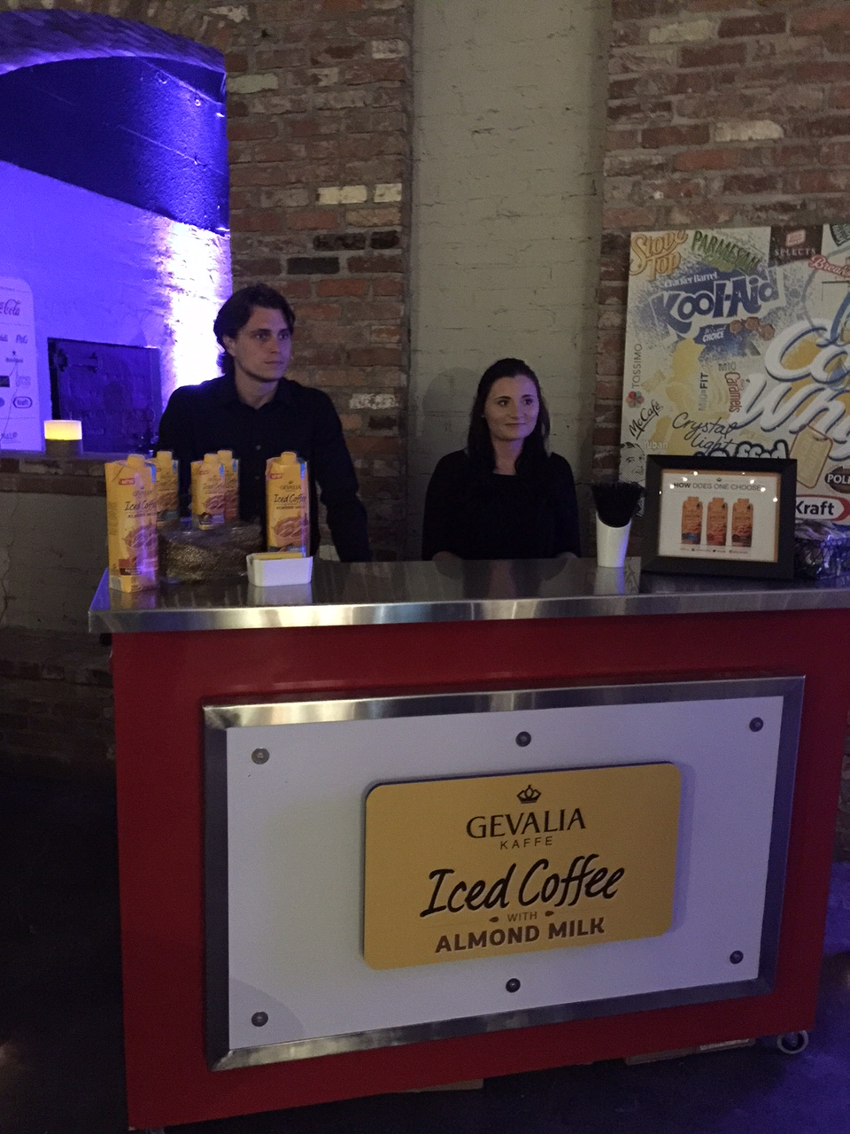 Complimentary Coffee Bar at Concert Lounge