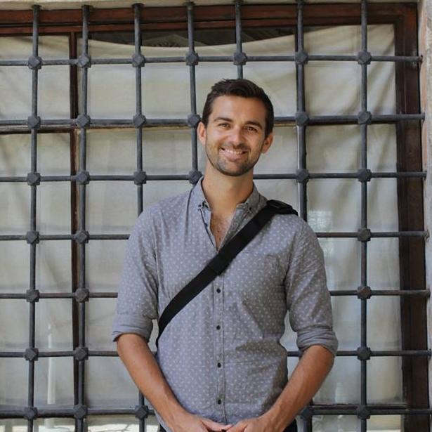 Ben Bravery, 2016 Chair - General Practice Students' Network (GPSN)